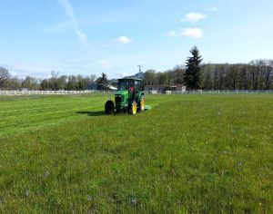 field mowing and bailing cornwall